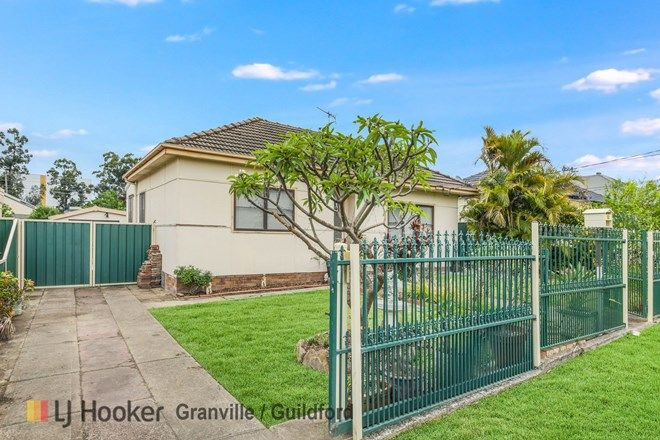 Picture of 13 Leach Road, GUILDFORD NSW 2161