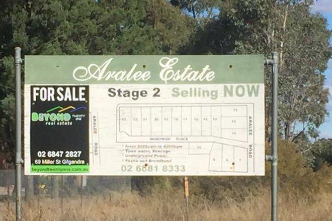 Picture of Lot 7-23 Aralee Estate, GILGANDRA NSW 2827