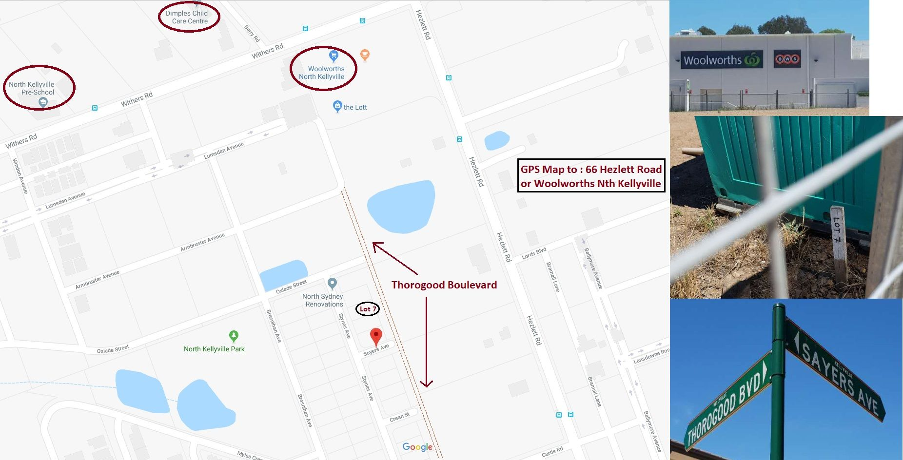Lot 7 Thorogood Boulevarde, Kellyville NSW 2155, Image 1