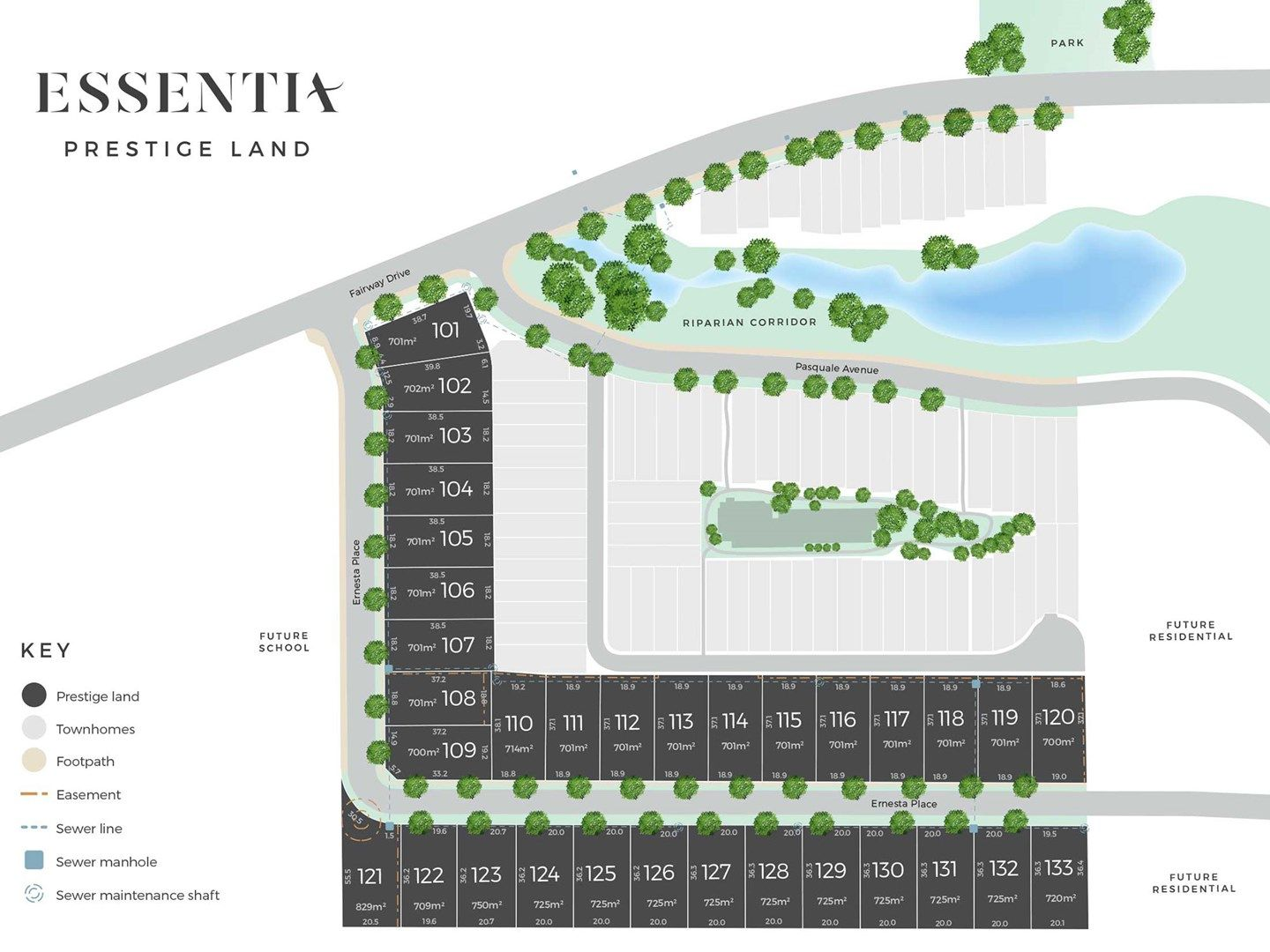 Lot 124 Fairway Drive, Bella Vista NSW 2153, Image 1