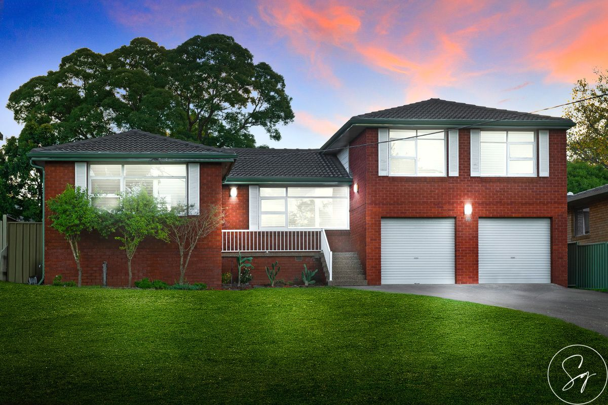 12 Spring Road, Kellyville NSW 2155, Image 0