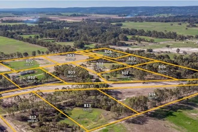 Picture of Lot 813 Hamelin Road, NORTH DANDALUP WA 6207