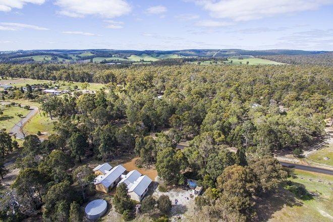Picture of 38 Cockatoo Drive, NANNUP WA 6275