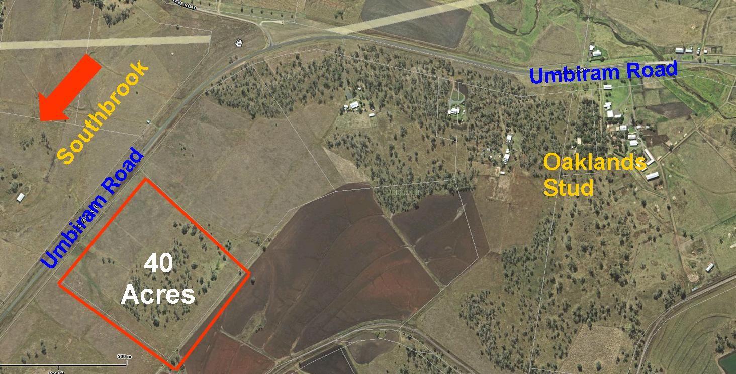 Lot 5 Umbiram Southbrook Road, UMBIRAM QLD 4352, Image 1