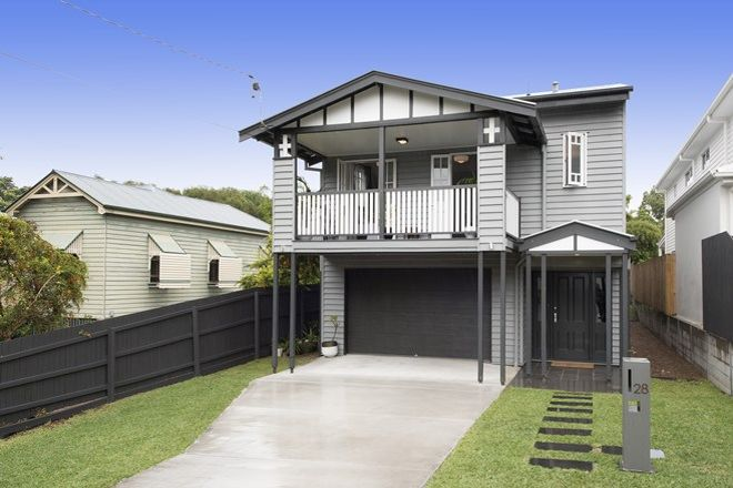 Picture of 28 Lockwood Street, SHERWOOD QLD 4075