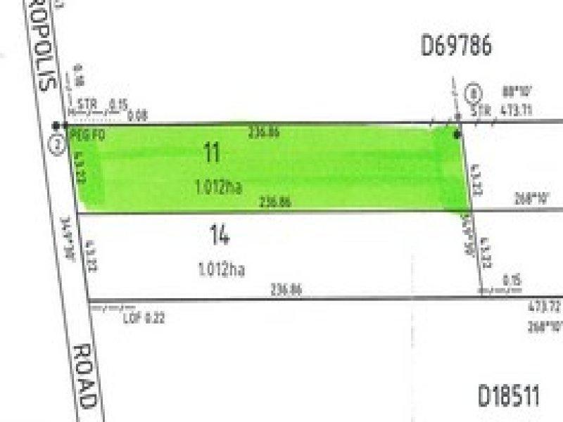 Lot 11 Acropolis Road, Nelshaby SA 5540, Image 0