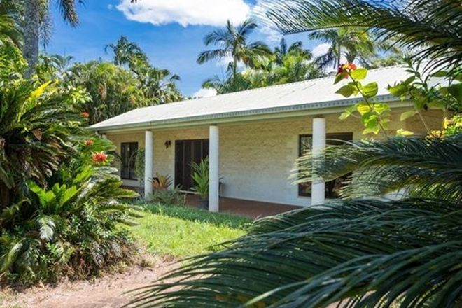 Picture of 1400 Japoon Road, GERMANTOWN QLD 4871