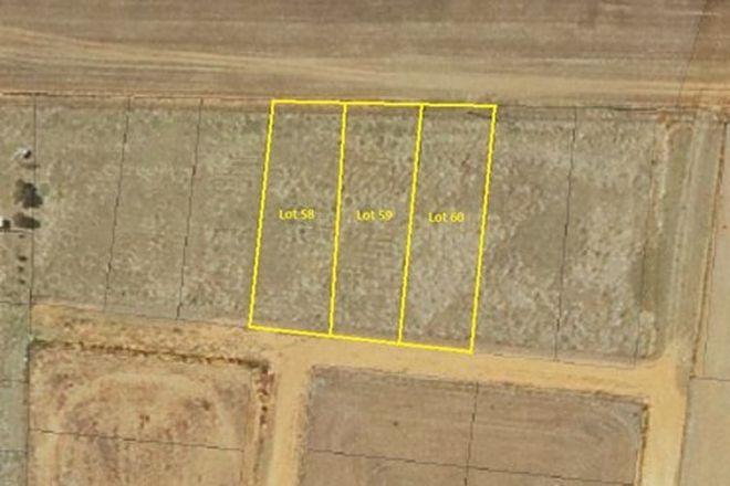 Picture of Lots 58, 59 & 60 North Street, GLADSTONE SA 5473