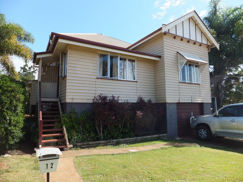 12 RIDGWAY STREET, Childers QLD 4660, Image 0