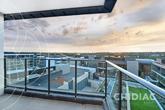 Picture of 1009/10 Burroway Road, WENTWORTH POINT NSW 2127