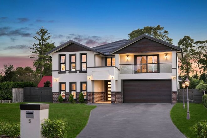 Picture of 5 Mount View Place, WAHROONGA NSW 2076