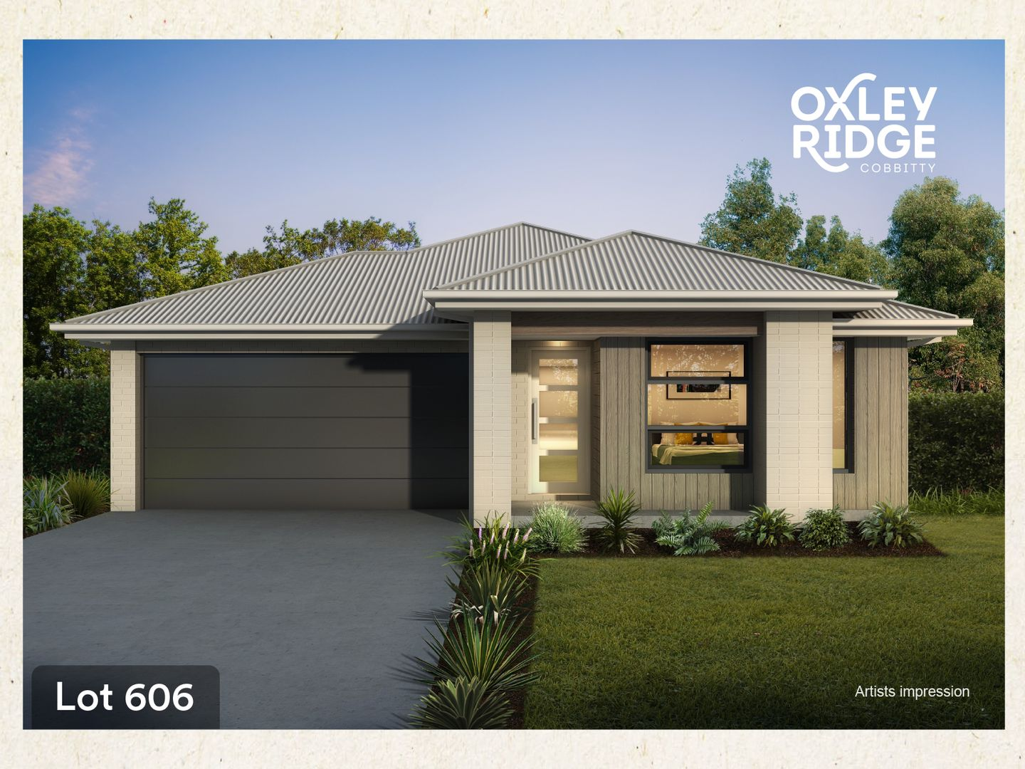 Lot 606 Oxley Ridge, Cobbitty NSW 2570, Image 0