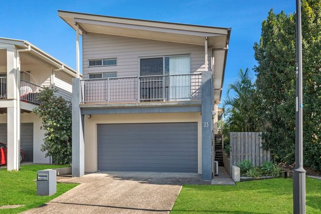 Picture of 23 Stratus Lane, COOMERA QLD 4209