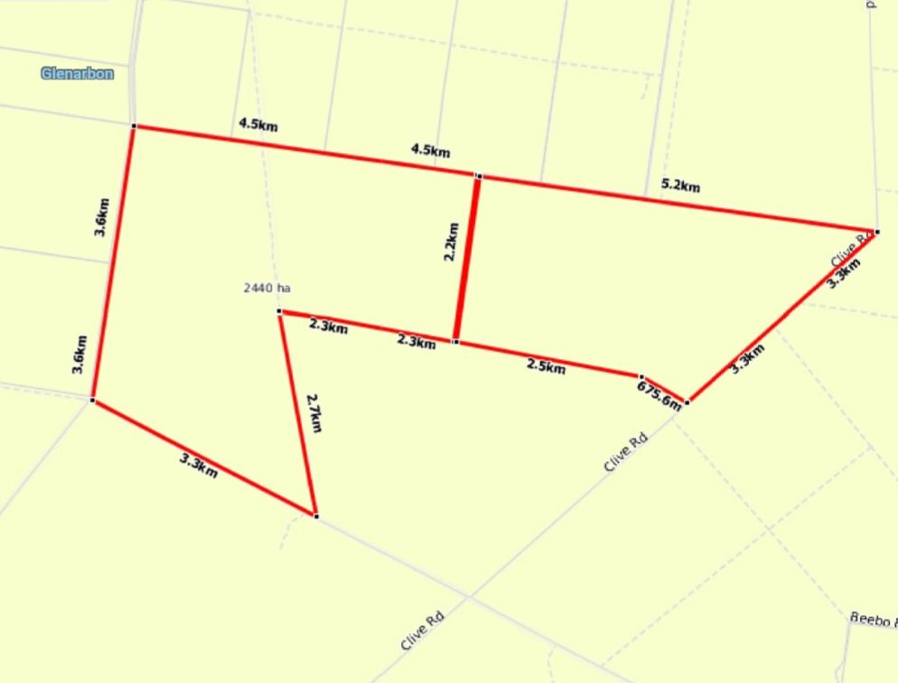 Lot 24 & 25 Texas Yelarbon Road, Glenarbon QLD 4385, Image 1