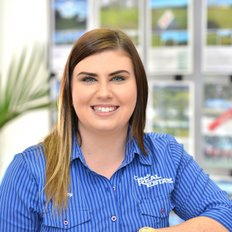 Abbey Nicholson, Sales representative