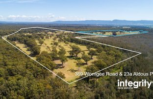 Picture of 369 Worrigee Road, Worrigee NSW 2540