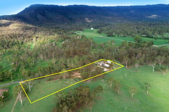 Picture of 551 Mundoolun Connection Road, BOYLAND QLD 4275