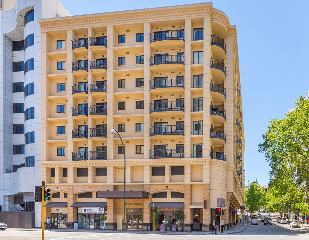 G607/2 St Georges Terrace - Approved application, Perth WA 6000, Image 0