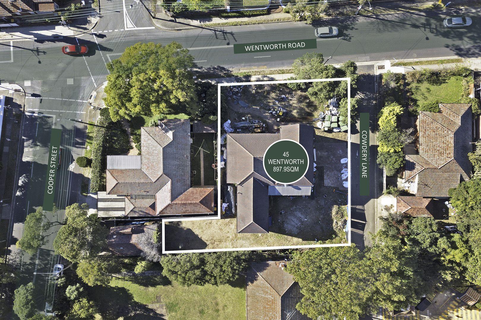 45 Wentworth Road, Strathfield NSW 2135, Image 0