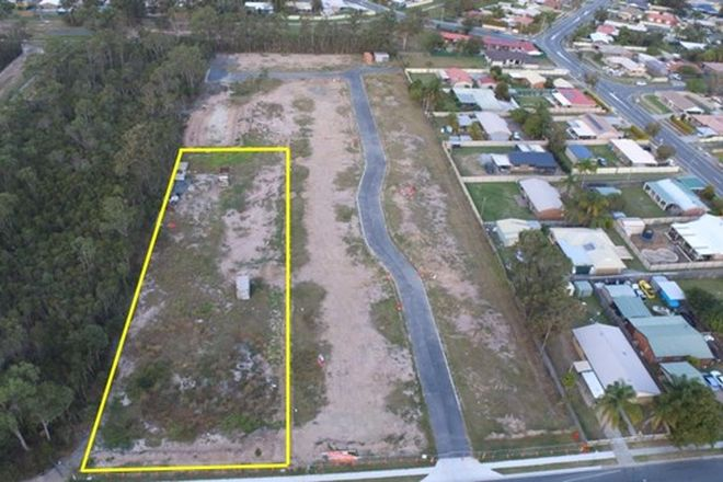 Picture of Lot 1, 99 Second Avenue, MARSDEN QLD 4132