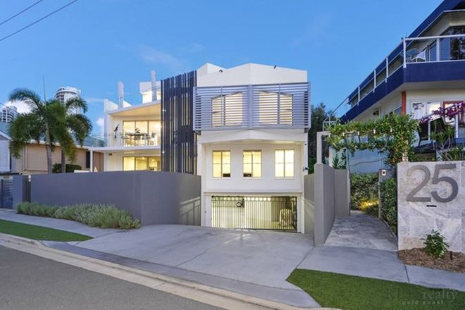 Picture of 25 Rankin Parade, MAIN BEACH QLD 4217