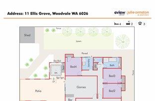 Picture of 11 Ellis Grove, Woodvale WA 6026
