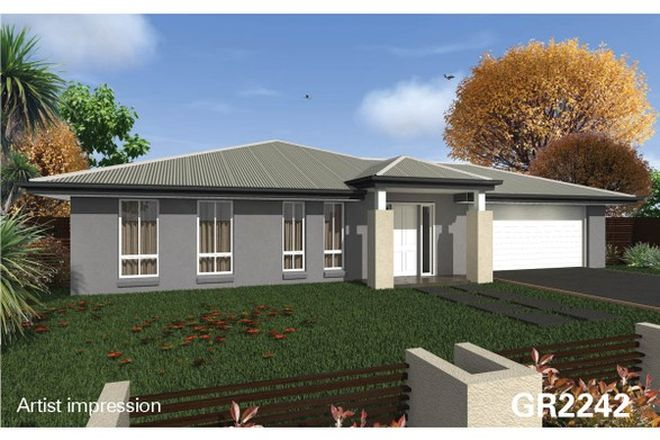 Picture of Lot 53 Frame Drive, ABERMAIN NSW 2326