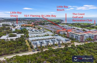 Picture of 15/1 Fleming Street, Little Bay NSW 2036