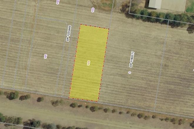 Picture of Lot 104 McDonald Lane, CANOWINDRA NSW 2804