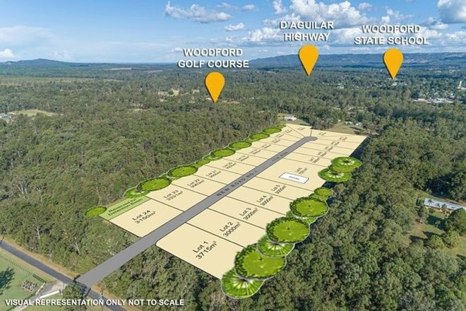 Picture of Lot 23 Twin Oaks Court, WOODFORD QLD 4514