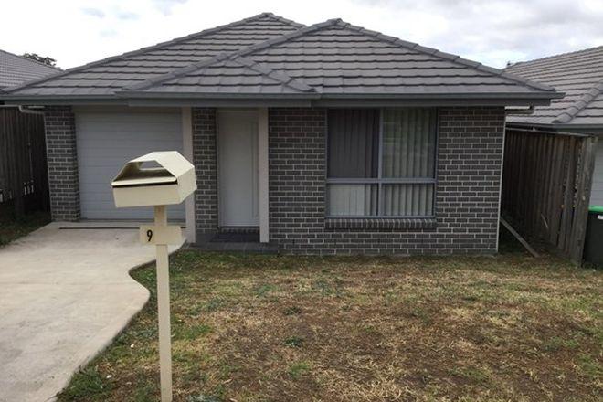 Picture of 9 Arrowgrass Street, ABERGLASSLYN NSW 2320