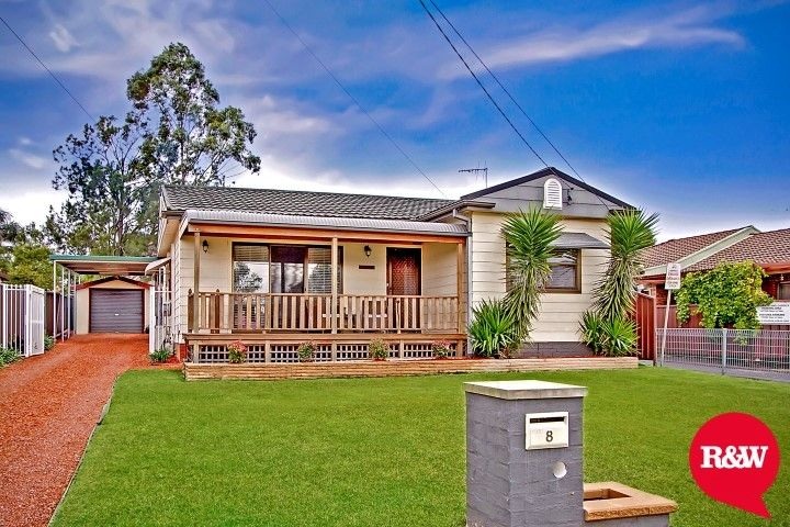 8 Dunsmore Street, Rooty Hill NSW 2766, Image 0
