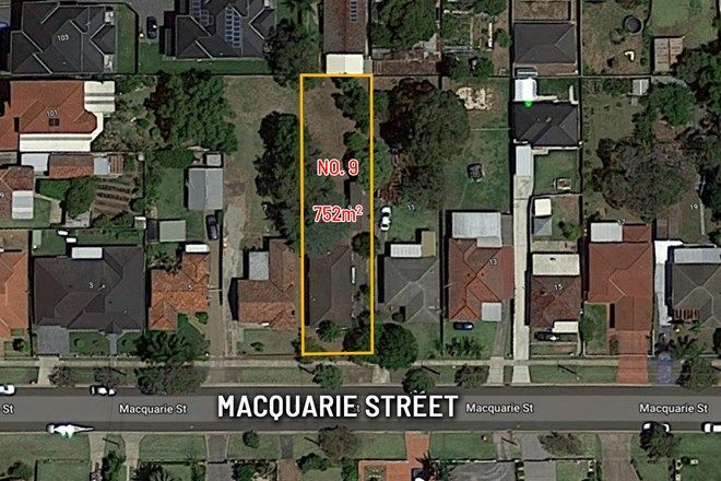 Picture of 9 Macquarie Street, FAIRFIELD NSW 2165