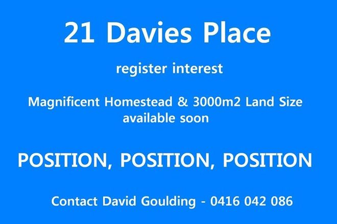 Picture of 21 Davies Pl, PICTON NSW 2571