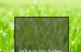 Picture of 64 Kokoda Drive, Sunbury VIC 3429