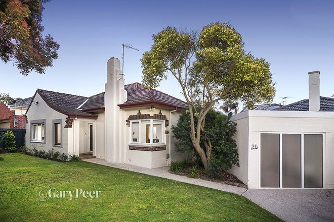 Picture of 26 Lucas Street, CAULFIELD SOUTH VIC 3162