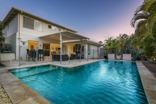 Picture of 10 Kintail Lane, COOMERA WATERS QLD 4209