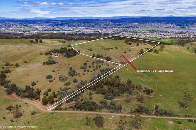 Picture of 120 Russells Plains Road, ROCHERLEA TAS 7248