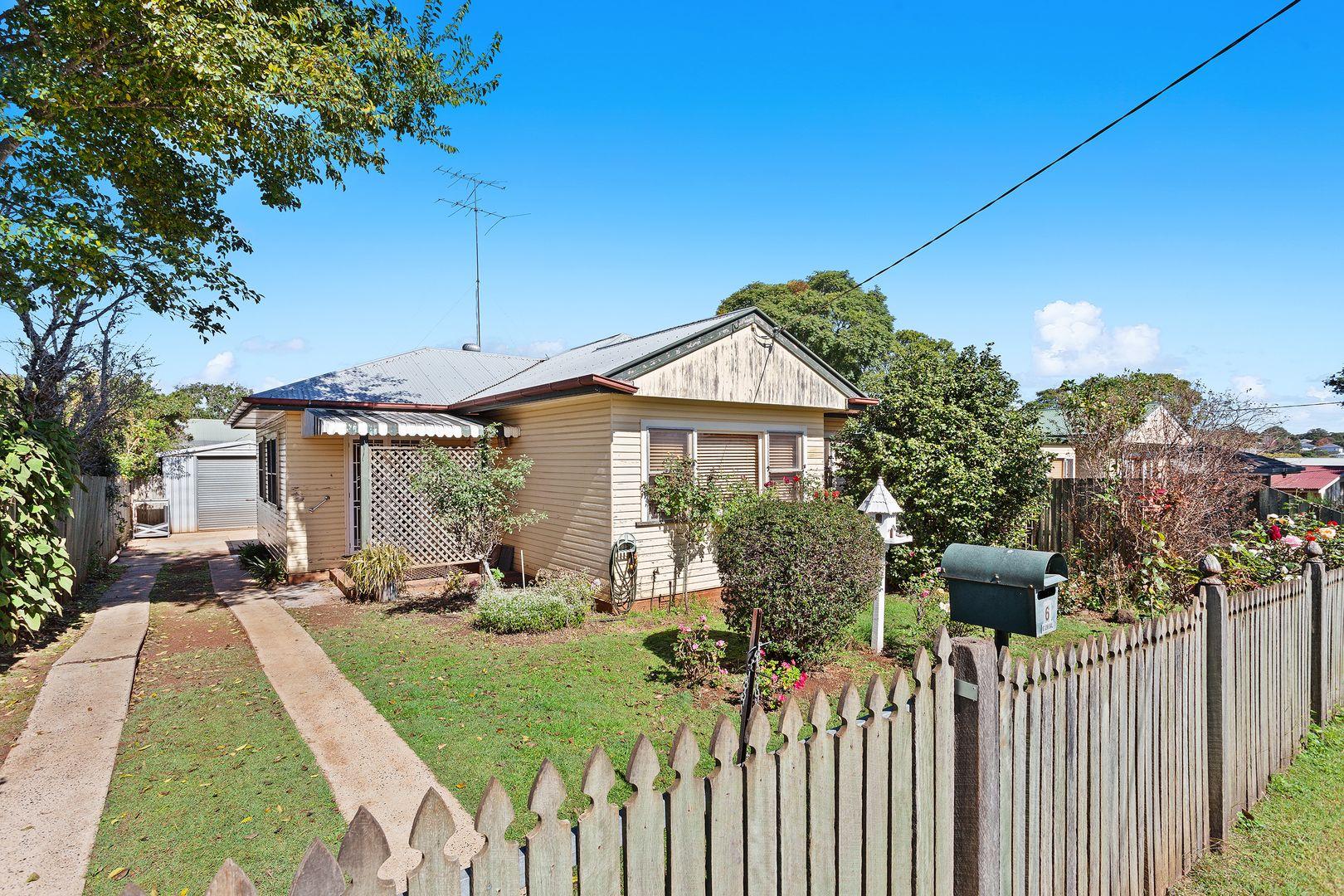 6 Shiel Street, Rangeville QLD 4350, Image 0