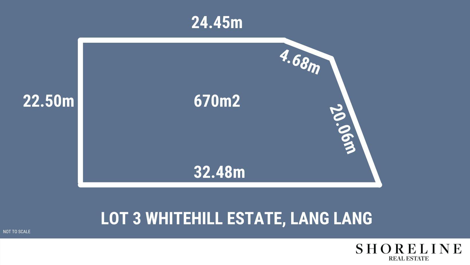 Lot 3 Whitehill Estate, Lang Lang VIC 3984, Image 1