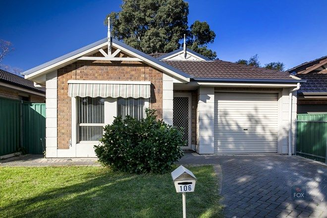 Picture of 106A Fosters Road, HILLCREST SA 5086