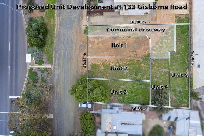 Picture of 133 Gisborne Road, BACCHUS MARSH VIC 3340