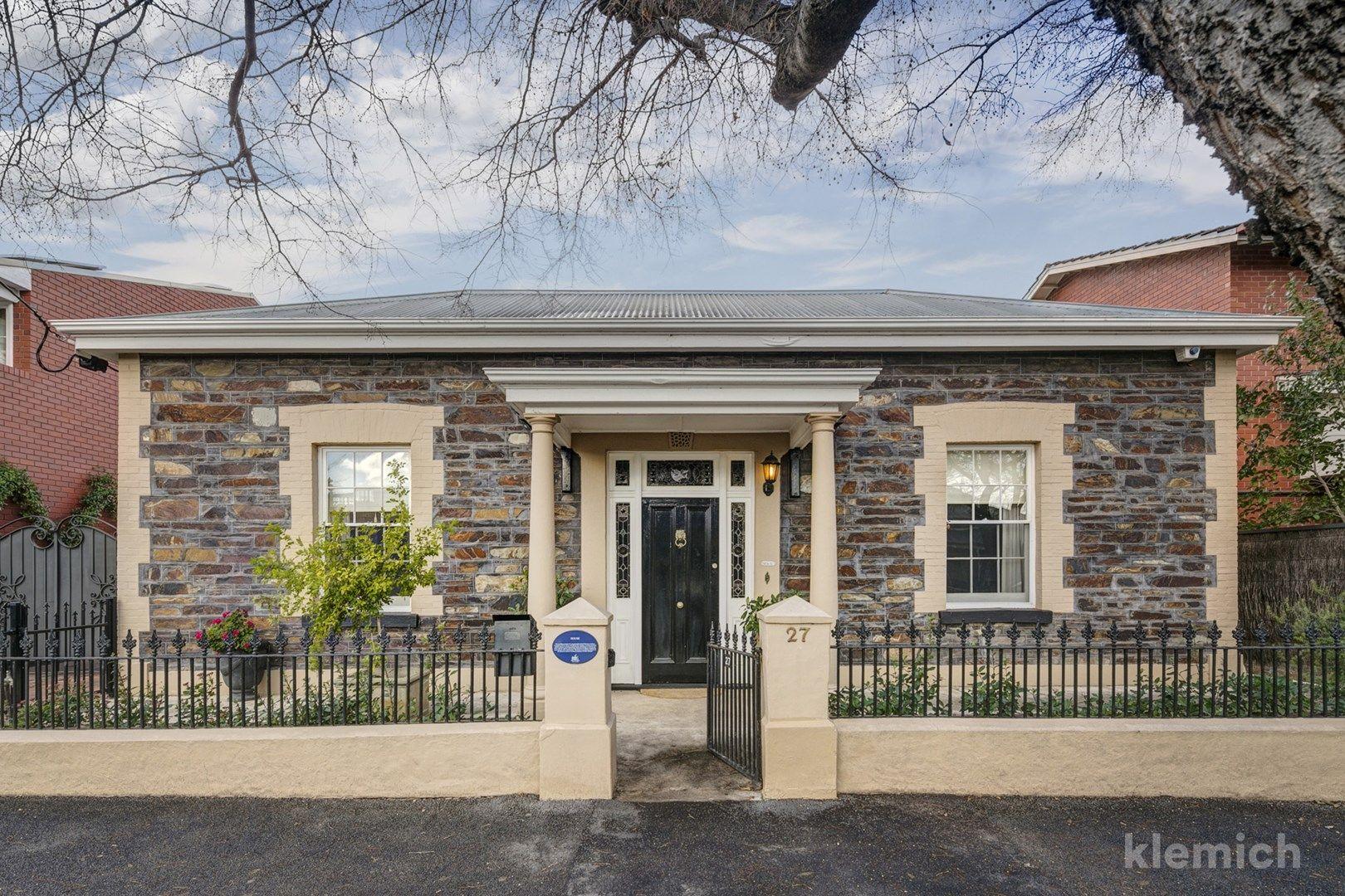 27 Buxton Street, North Adelaide SA 5006, Image 0