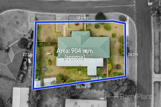 Picture of 64 Argyll Circuit, MELTON WEST VIC 3337