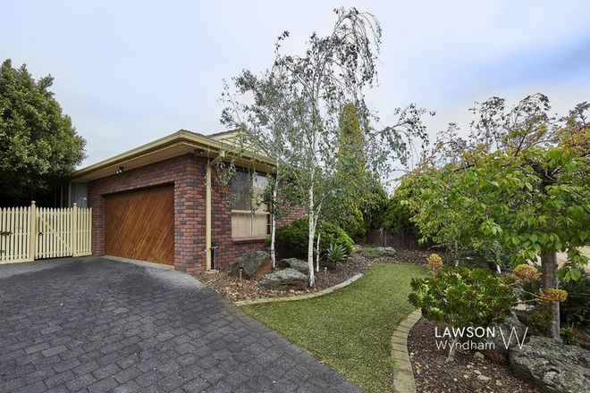 Picture of 28 Loyola Road, WERRIBEE VIC 3030