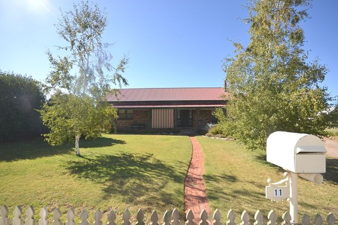 Picture of 11 The Crescent, BURRA SA 5417