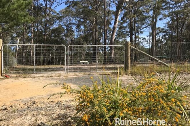 Picture of Lot 111 Jerberra Road, TOMERONG NSW 2540