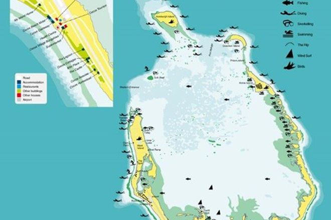 Picture of 123 Nelson Mandela  Walk, COCOS KEELING ISLANDS WA 6799
