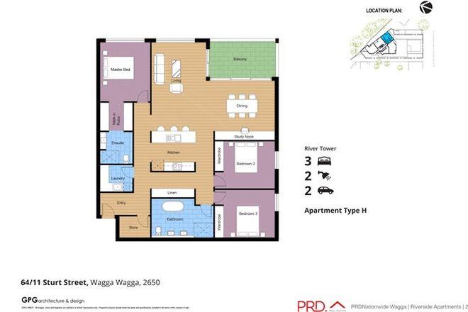 Picture of 11 STURT STREET, WAGGA WAGGA, NSW 2650