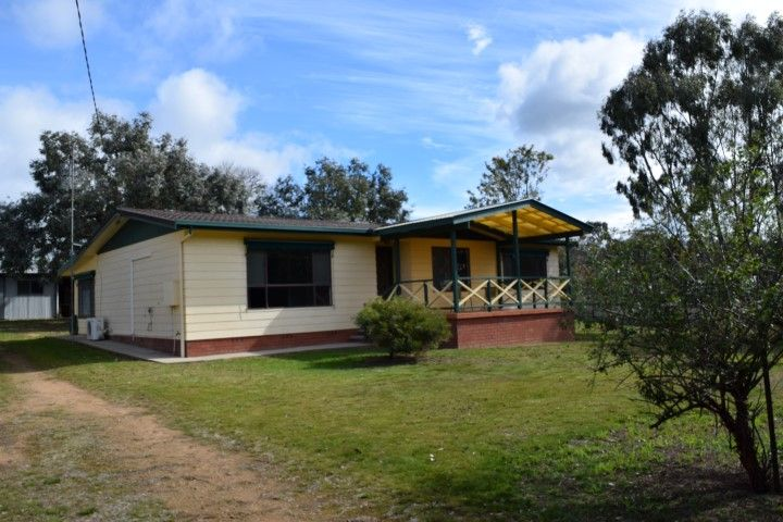 Lot 1 & 2 Bent Street, Galong NSW 2585, Image 1